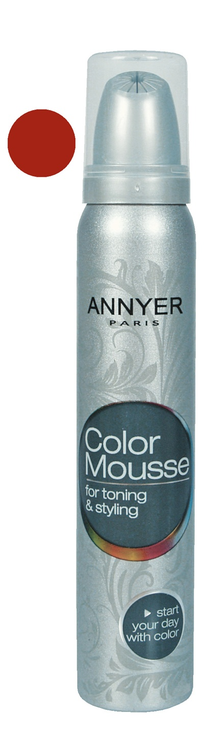 ANNYER color pjena 125m